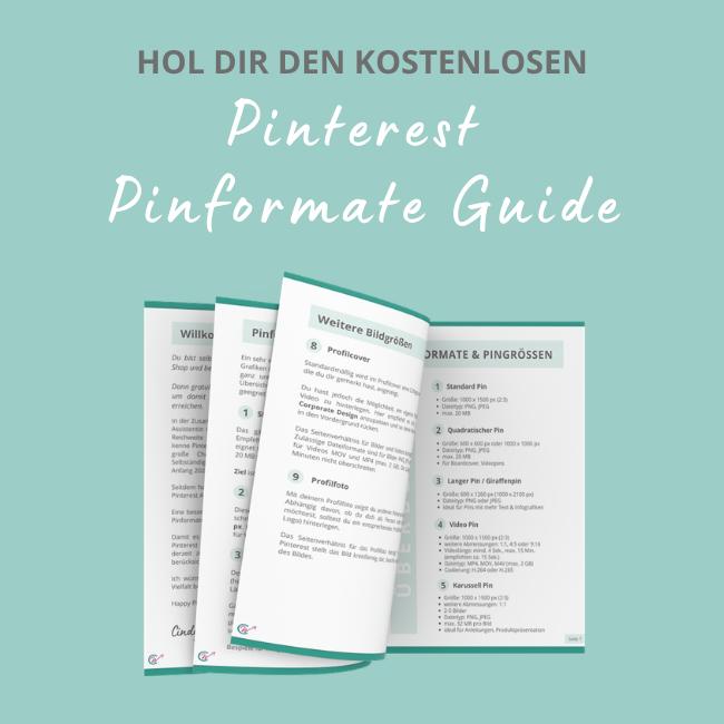 Pinterest Pinformate Guide