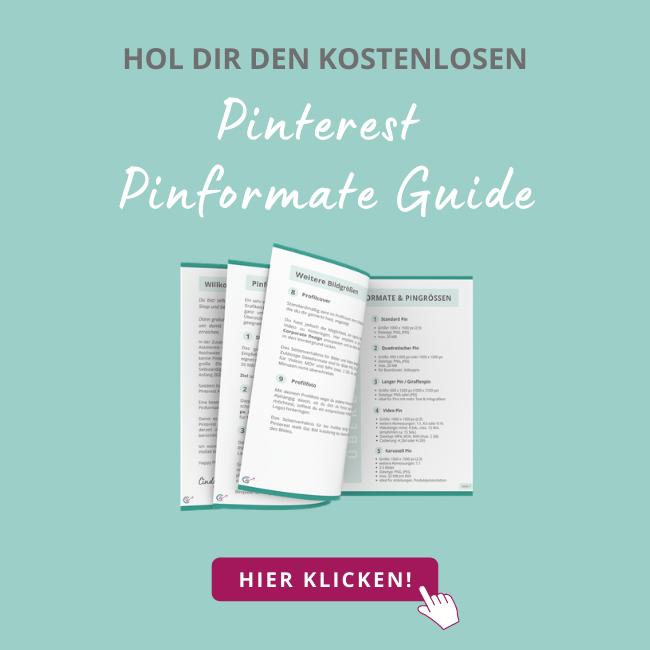 Pinterest Pinformate Guide Cindy Weyl