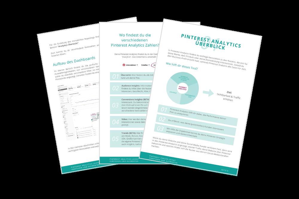 Pinterest Analytics Überblick