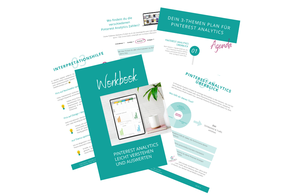 Workbook Minikurs Pinterest Analytics