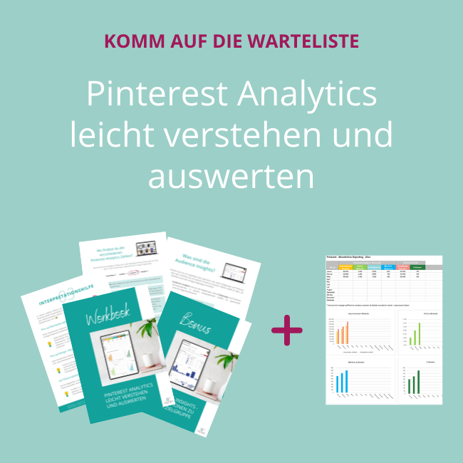 Pinterest Analytics Minikurs