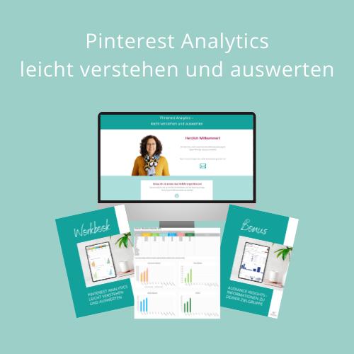 Kurs Pinterest Analytics